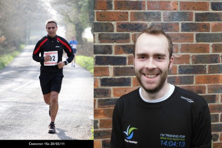 Mohan Mangroo Brighton Marathon