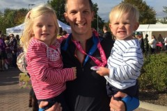 Double Marathon Challenge For Bereaved Families