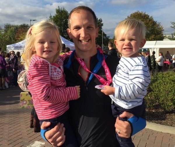 Brighton Marathon 2016 Pete Barlow