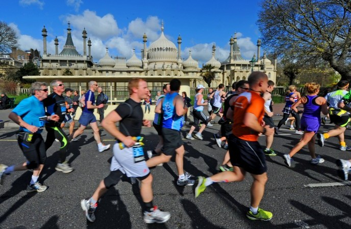 #FabFive to Tackle Brighton Marathon
