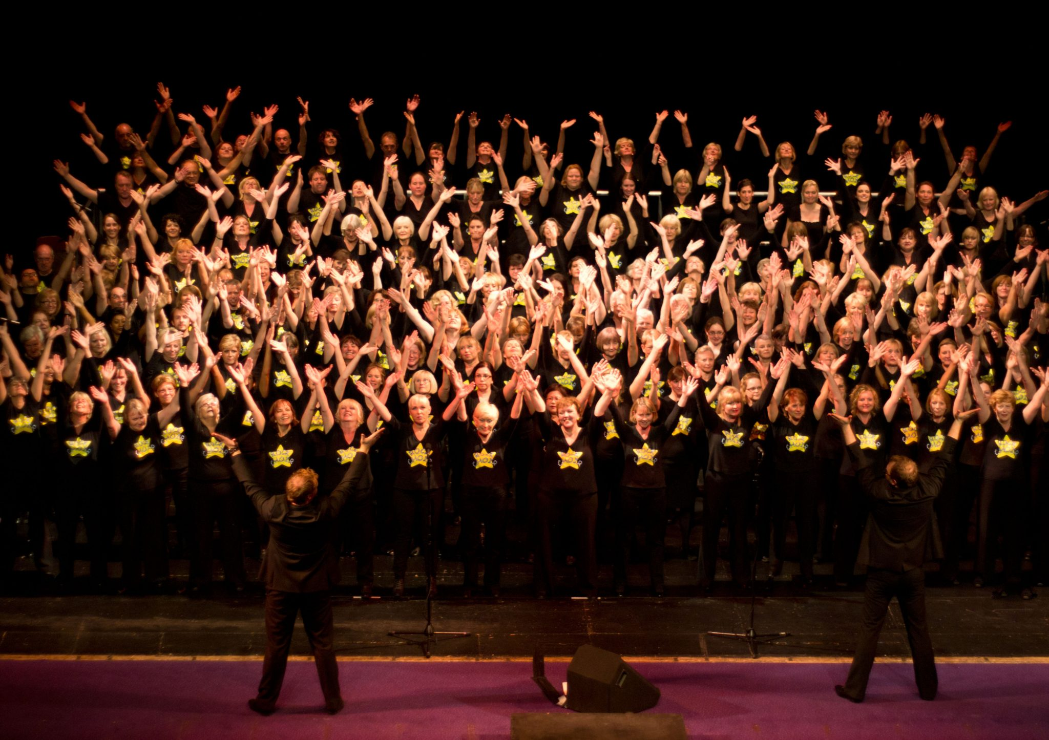 Rock Choir Charity Concert To Mark 10 Years