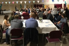 Charity Race Night Finds Its Form