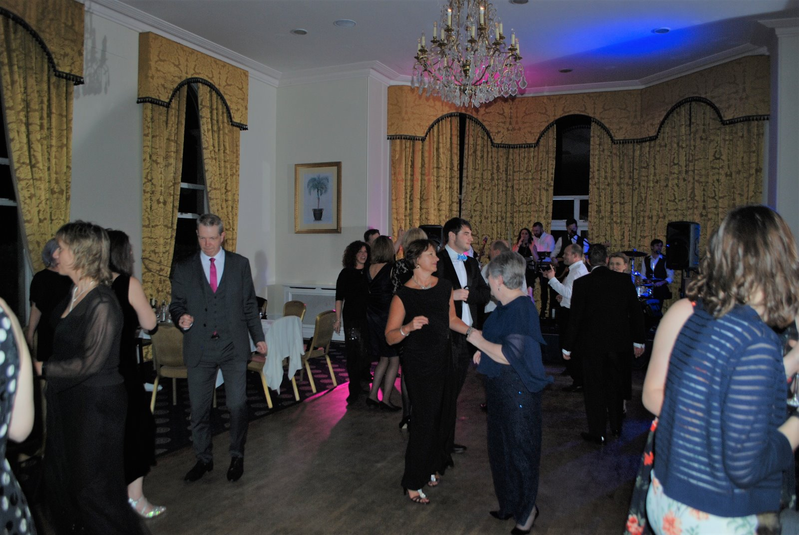 Ball Photo 3 – Group Dancing