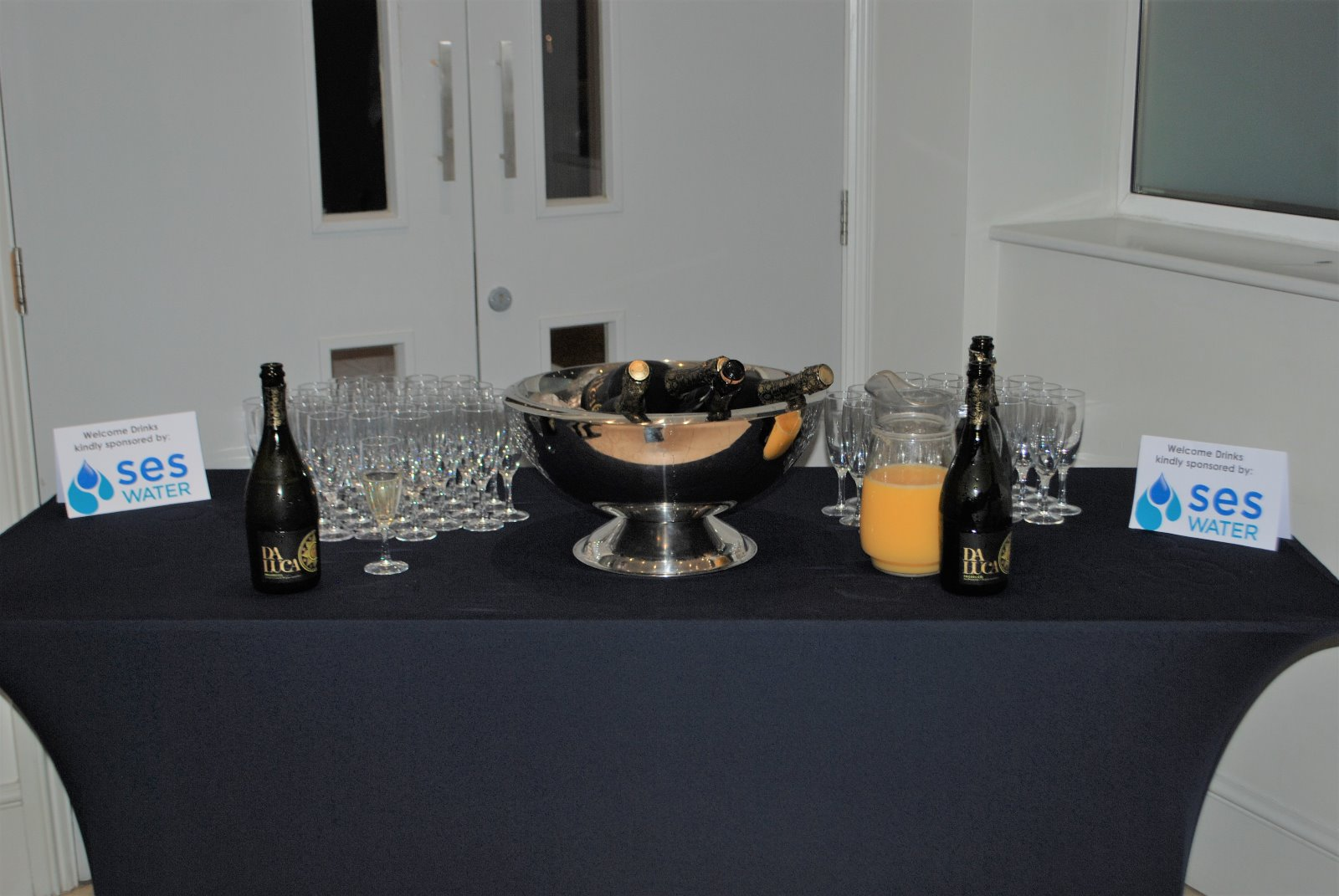 Ball Photo 4 – Welcome Drinks