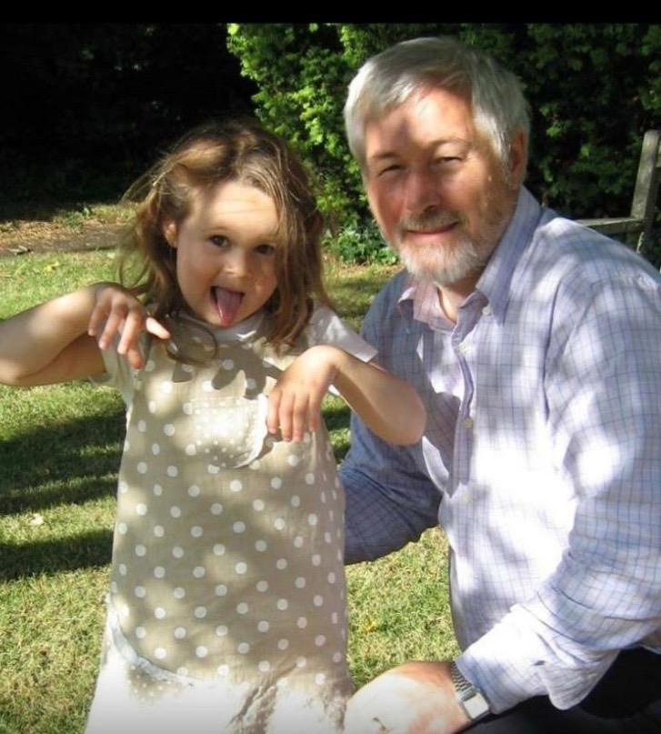 Molly Humphreys  Dad