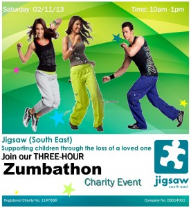 Join Our 3-hour Zumbathon