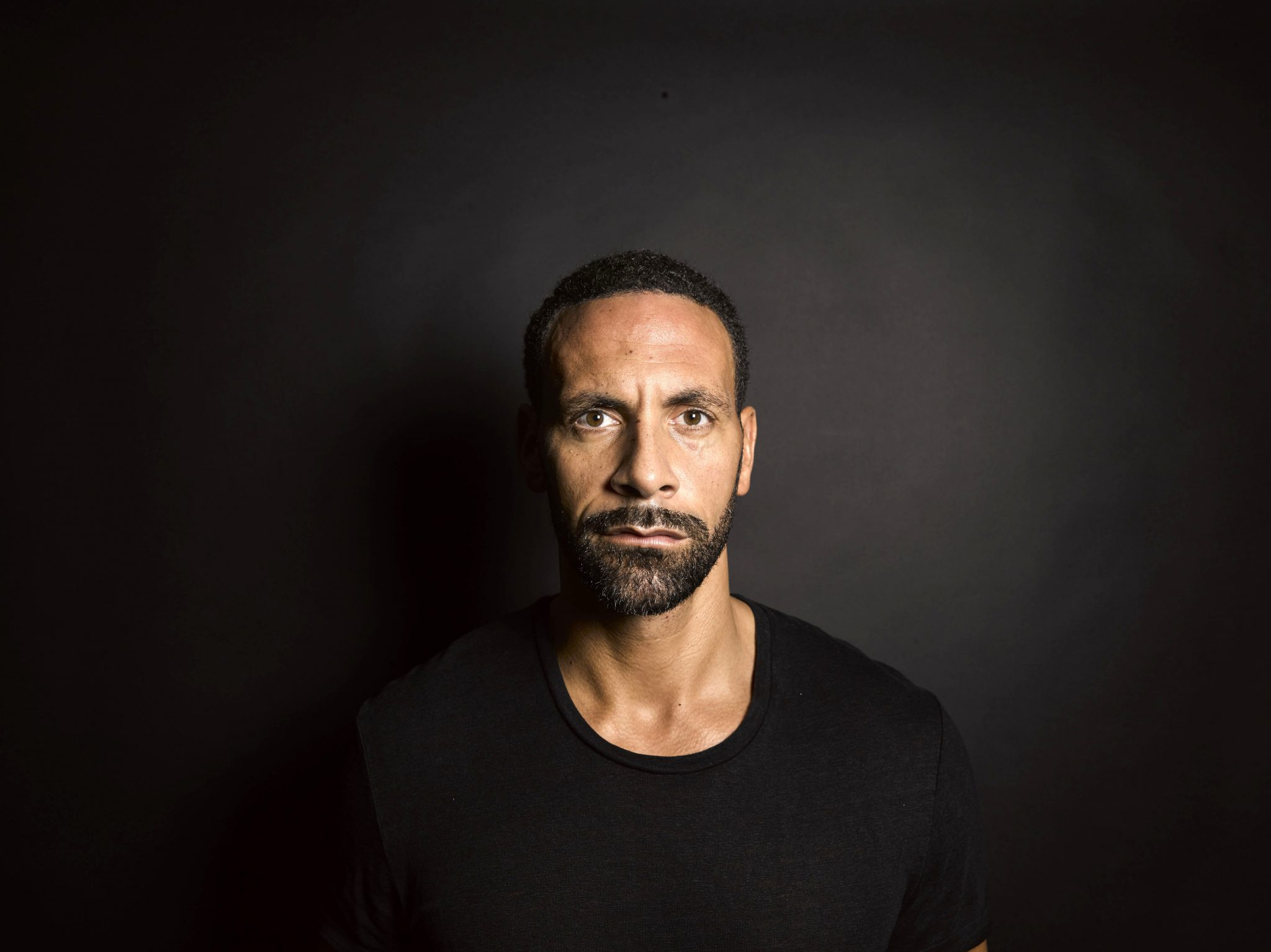 Programme Name: Rio Ferdinand: Being Mum And Dad - TX: N/a - Episode: N/a (No. N/a) - Picture Shows: Rio Ferdinand Rio Ferdinand - (C) BBC - Photographer: Richard Ansett
