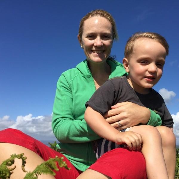 Double Marathon Challenge For Family