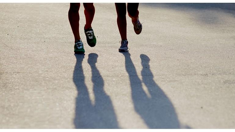 Terrific Trio Take On Brighton Marathon