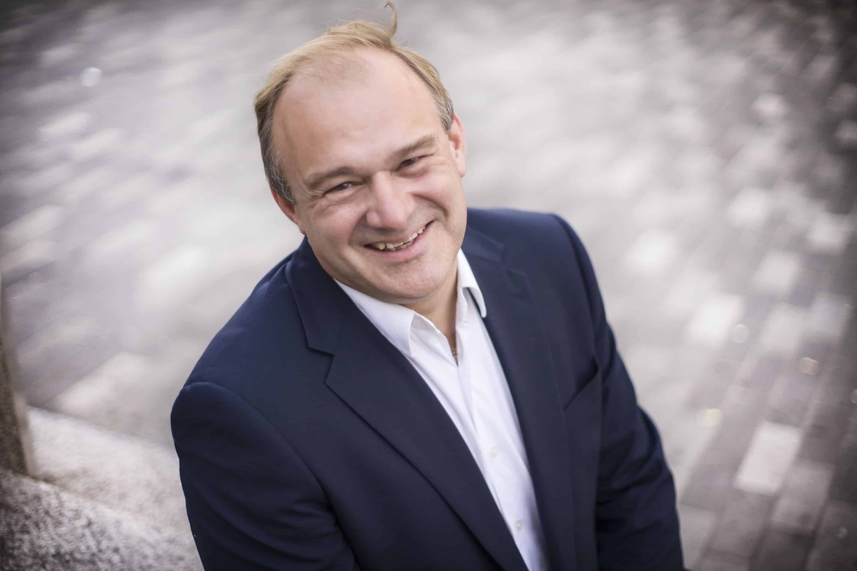 MP Ed Davey Backs Petition For Schools To Have Compulsory Bereavement Plans