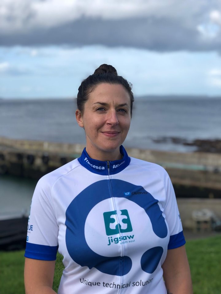 Kat Wray's Day 1 Blog As She Cycles 1000 Miles To Help Bereaved Children