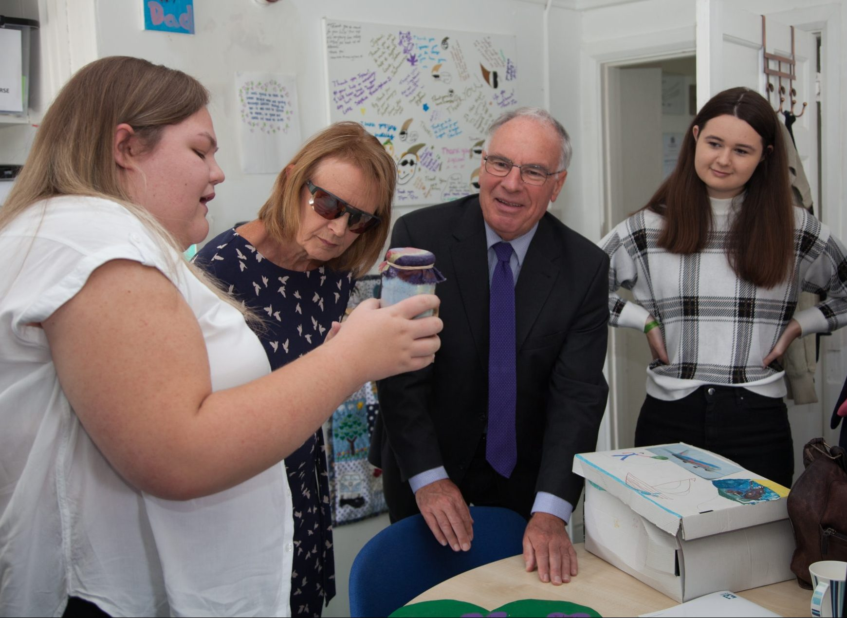 Bereaved Children Helped By Sussex Freemasons