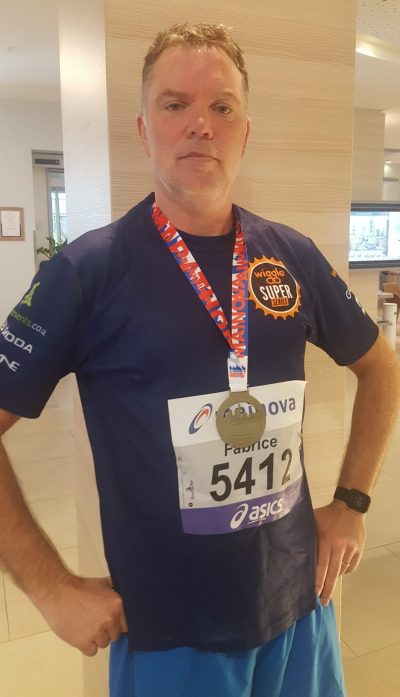 """I Ran The Longest Race Of My Life To Support Bereaved Children"""