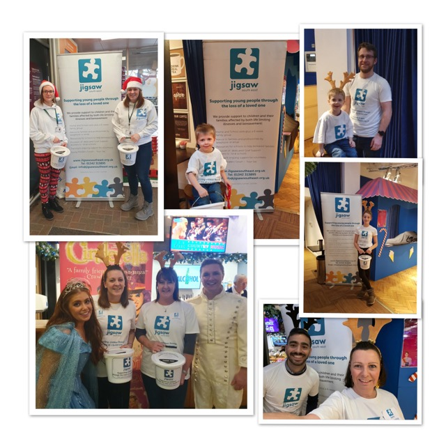Cinderella Raises £1300 For Jigsaw (South East)