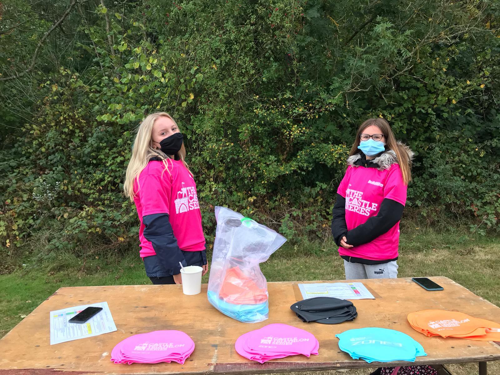Tonbridge Grammar Girls A* Volunteering At Hever