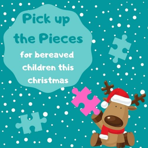 Help Jigsaw #PickUpThePieces For Bereaved Children