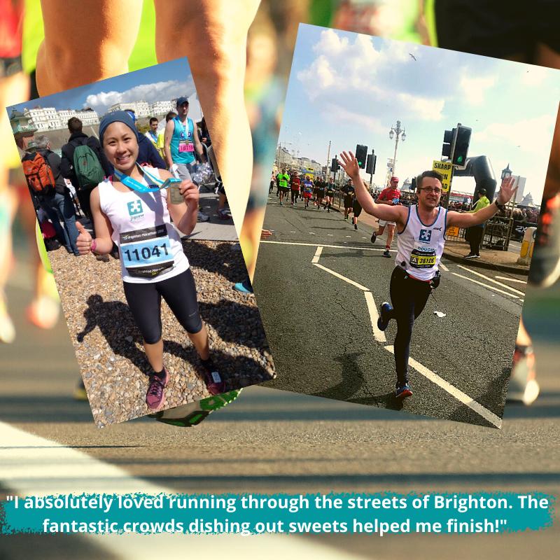 Make A Marathon Effort For Bereaved Children
